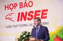 Xi măng insee họp báo công bố lãnh đạo mới