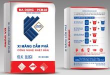 XI MĂNG CẨM PHẢ ĐA DỤNG PCB40