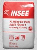 Xi măng đa dụng INSEE Power S